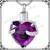 """MJD9790 Infinito Collar De Urna para Las Cenizas de Cremación Recuerdos """"Siempre en mi Corazón"""" Grabado Joyería con Kit de Relleno de Duelo"""