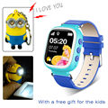 Q80 gps smart watch segura niños reloj de pulsera con sos de localización de llamadas detective gps rastreador bebé smart watch con un regalo enviado