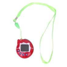 Мультяшная электронная ручная цифровая виртуальная игровая машина детские игрушки