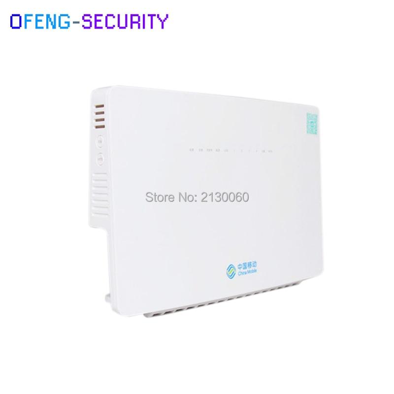 HS8546V  GPON Router FTTH GPON ONU 4GE 4Port+1TEL+2USB+Wifi English Firmware For Huawei MA5608T/MA5683T