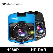 Mini Car DVR Camera Dashcam HD 1080P auto registrars Video Recorder G-sensor Night Vision Dash Cam 2.4in wide angle Car Camera все цены