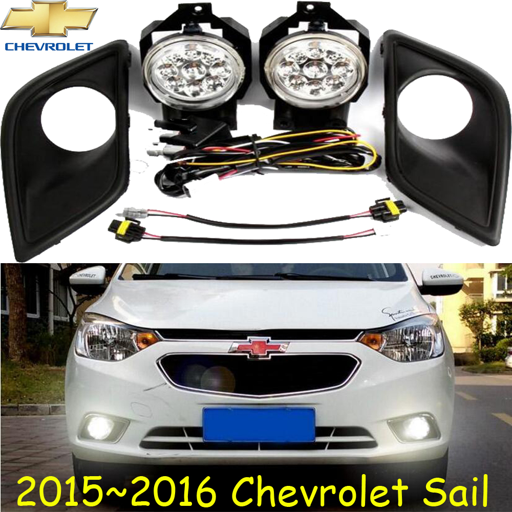 Sail daytime light;2015~2016,Free ship!LED,Sail fog light,2ps/set;Sail headlight teana fog light 2pcs set led sylphy daytime light free ship livina fog light