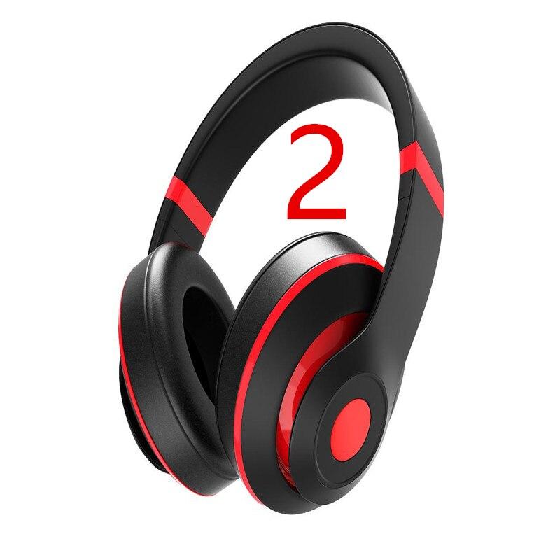 2018080702 lingjuliyangjingxiangnaier40 17117 7 farben drahtlose kopfhörer sport bass bluetooth kopfhörer mit mic für telefon