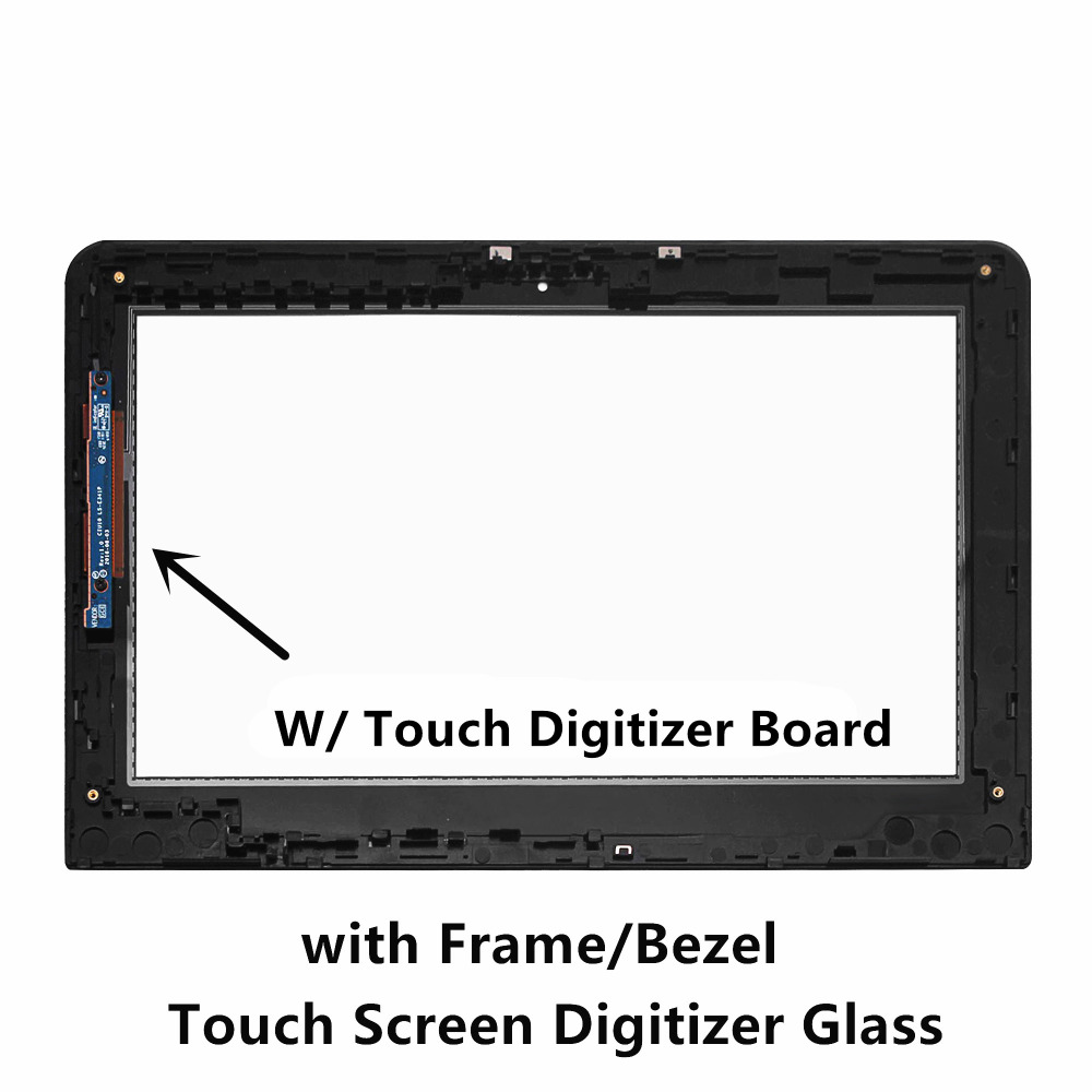 11.6 LCD Display Touch Screen Assembly For HP x360 11-ab003tu 11-ab003nk 11-ab004tu 11-ab004ur 11-ab026tu 11-ab001nf 11-ab006la tested for hp touchsmart 813961 001 b156xtk01 0 15 6 lcd screen display touch 1366x768
