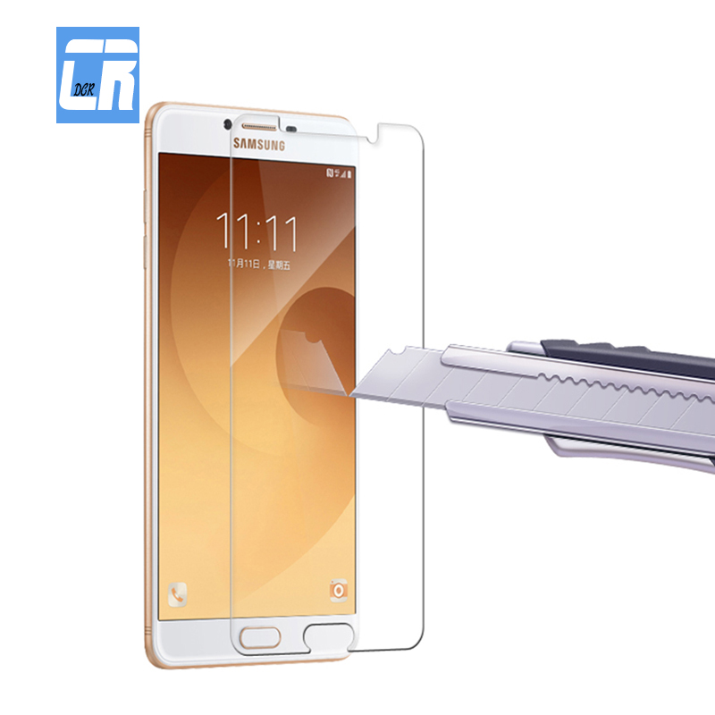 Premium 0.28 mm 2.5D Tempered Glass Film For Samsung galaxy A3 A5 A7 2017 screen protector film for galaxy S2 A8 A9 G360 G530