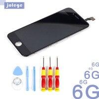 Jolege aaa ل فون 6 lcd مع 3d قوة شاشة اللمس ل i6 المحمول شاشة lcd 04