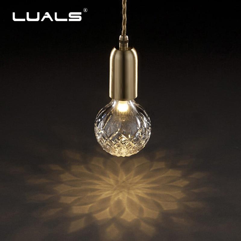 Modern Pendant Lamp Bar Front Desk Small Pendant Light G9