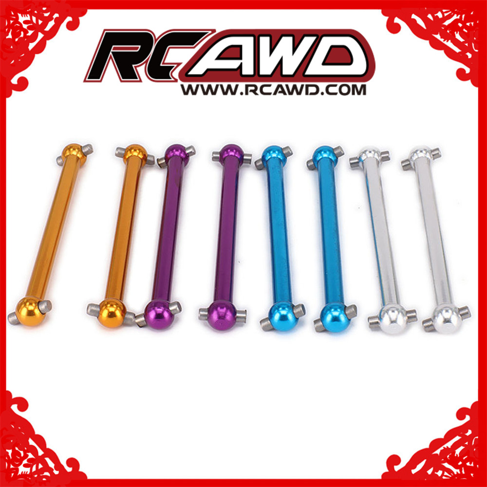 Driving Shaft Dogbone Front Rear 46MM 580027 Himoto For 1/16 1/18 RC Car HSP Hi Speed Redcat Losi HPI Traxxas Axial