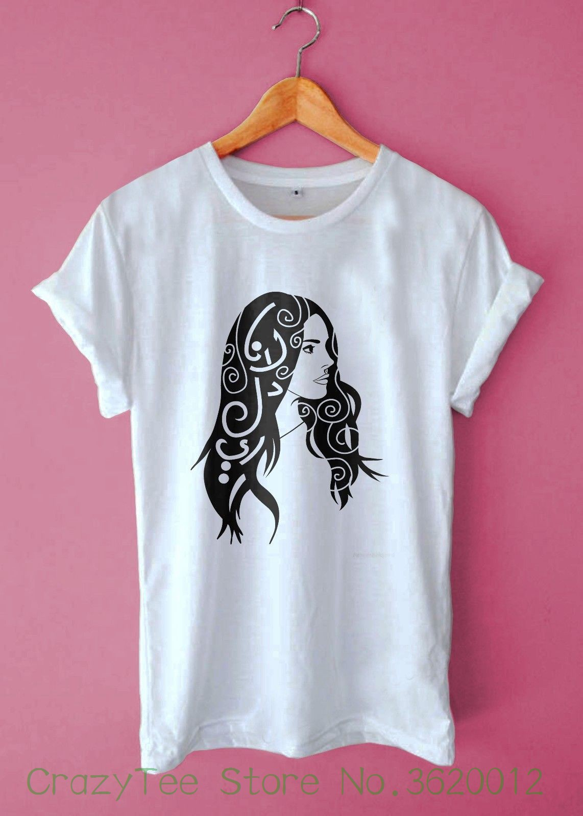 Womens Tee Lana Del Rey Pop Art Stencil Style Singer New Casual Street Wear Unisex T-shirt Movie Shirt ...