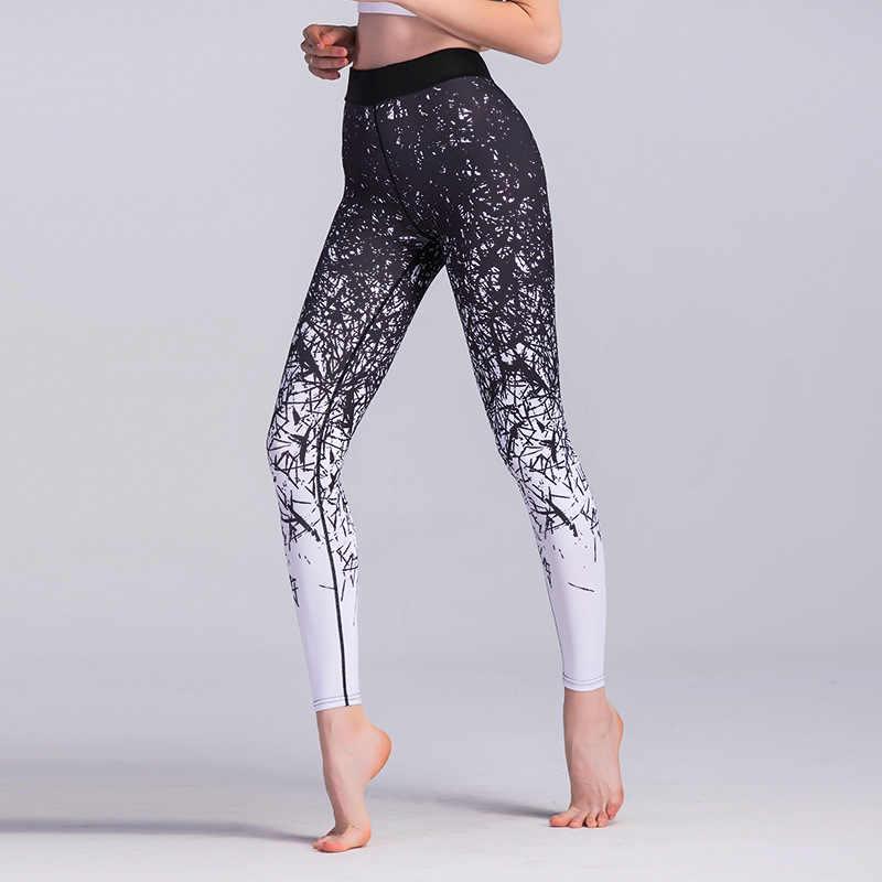 a2d1ea5aad2b96 New fashion women leggings Fitness leggings Black sexy mesh splicing sweat pants  stretch leggings Slim Sweatpants