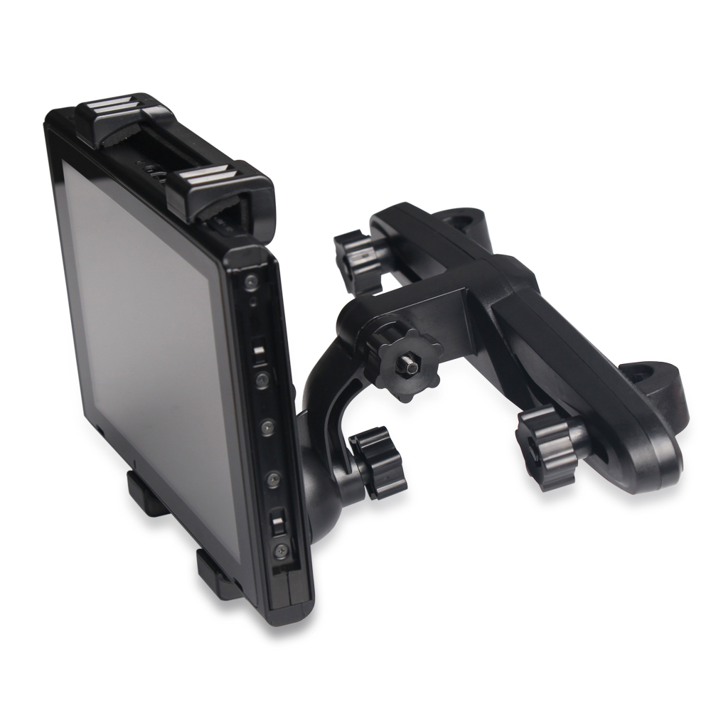 New Car Headrest Mount Tablet Mount Holder With 180 Degrees Rotation For Nintendo Switch Console