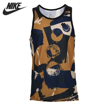 Original New Arrival 2018 NIKE TANK HYPERELITE Men's T-shirts Sleeveless Sportswear