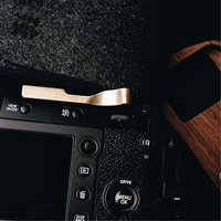 Brass Thumb Grip Thumb Rest Hot Shoe Cover For Fuji X100F Xpro2 XT20 XT10 XPro1 FujiFilm X100F Fuji Xpro2 XPRO1 FujiFilm X PRO2