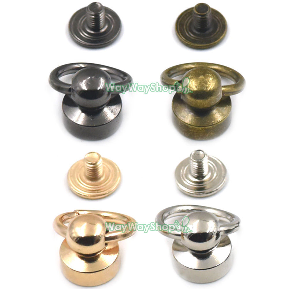 products com screwback stud zelikovitz button studs sizes pack