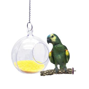 Pet Bird Feeder Toy Food Box Foraging Ball Parrots Ball Toys Food Feeder Suitable For Small Medium Sized Birds Hamsters 1