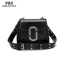 Famous Brand Women Messenger Bags Celebrity Small Camera Bags Artificial Leather Lady Shoulder Crossbody Bag Wide Strap Handbags zooler bags handbags women famous brand crossbody bag small superior cowhide leather messenger bag for lady mini bag 3821