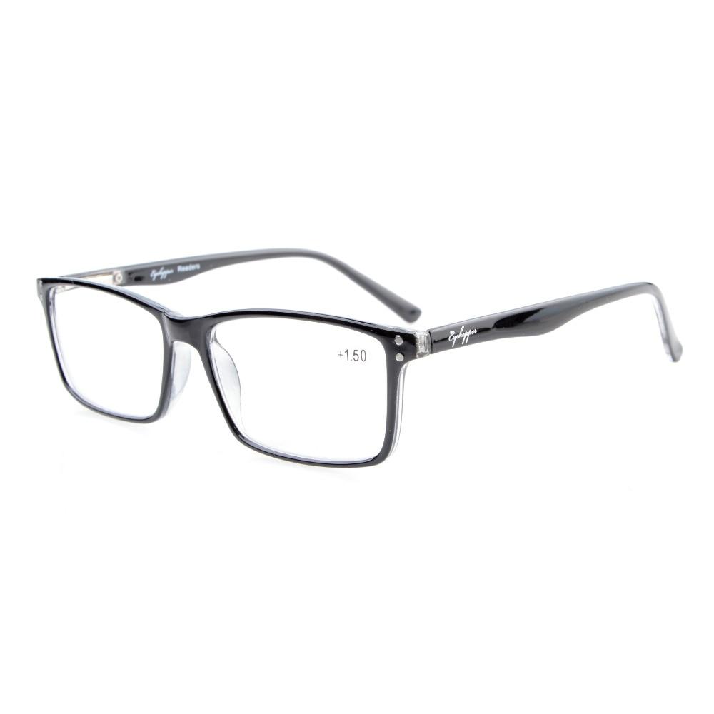 R802 Eyekepper Snygga läsare Kvalitet Vårlängder Läseglas + 0,5 / - Kläder tillbehör