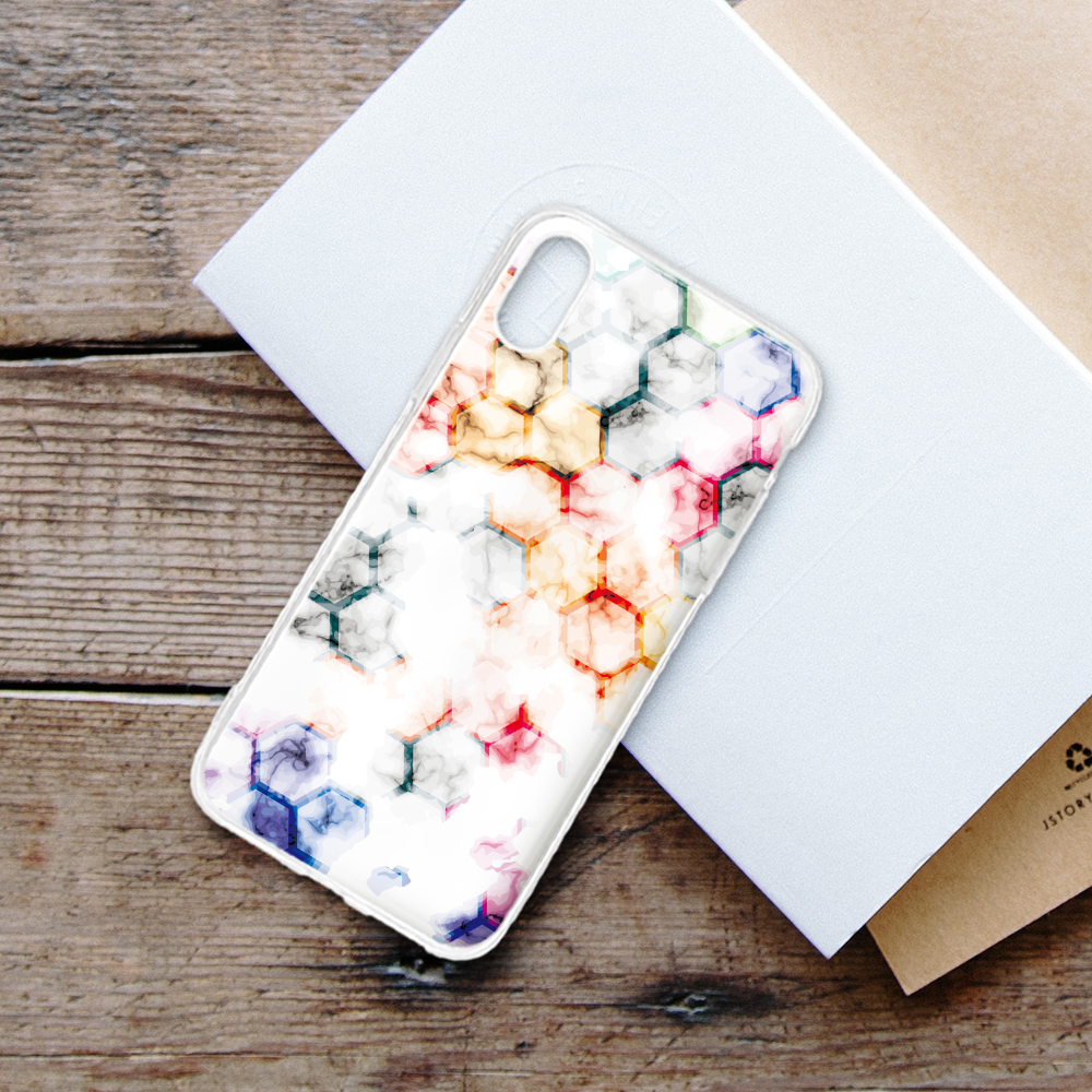 Phone Bags & Cases Eleteil Granite Stone Marble Case For Iphone X Case Xr Xs Max Love For Iphone 6s Case 6 7 8 Plus Protective Phone Back Cover E40 Fitted Cases