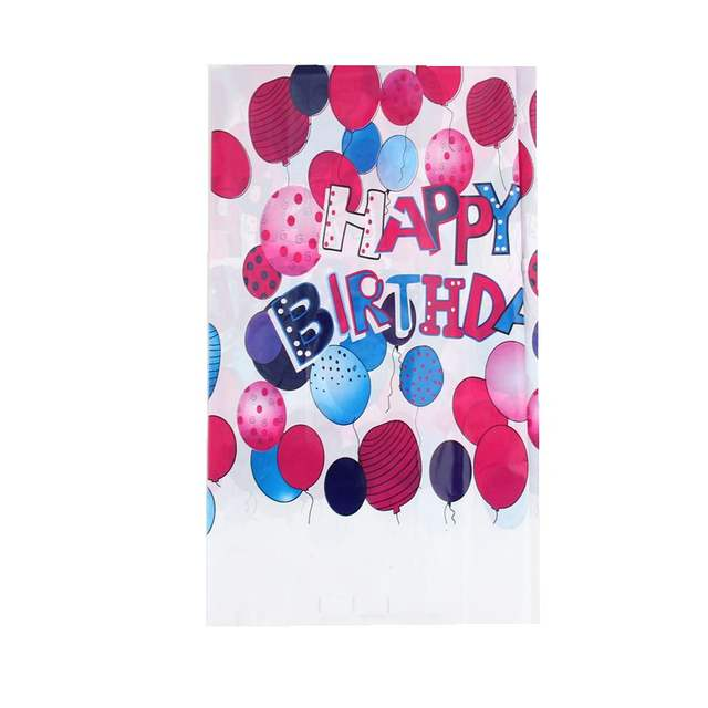 Waterproof Tablecloth for Birthday Party