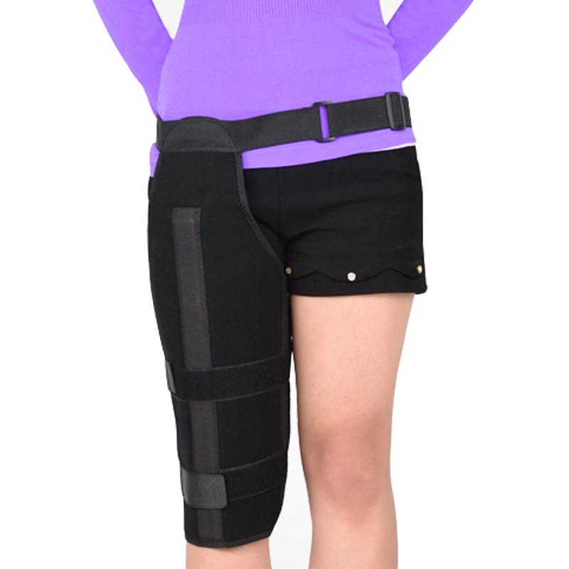 Одежда высшего качества тазобедренного сустава Поддержка Поясничные пояса Brace пах крестца стабилизатор обезболивания деформации артрит к...