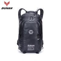 New DUHAN Motorcycle Helmet Backpack Lugguage Moto Tank Bag Waterproof Backpack Moto Helmet Bag Motorcycle Racing Backpack