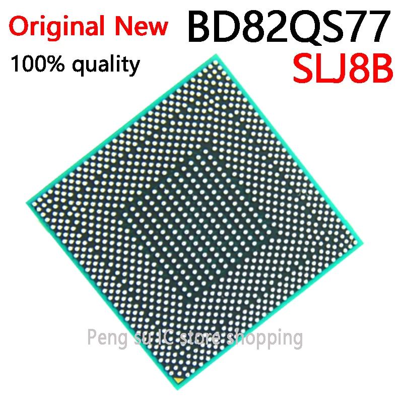 100% New BD82QS77 SLJ8B BGA Chipset(China)