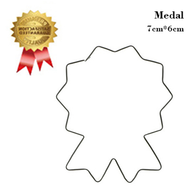 Cake Decorating Medals Vegetable Biscuit Cookie Cutter Tools Kitchen Accessories Stainless Steel Aliexpress Kitchen Shop Fondant