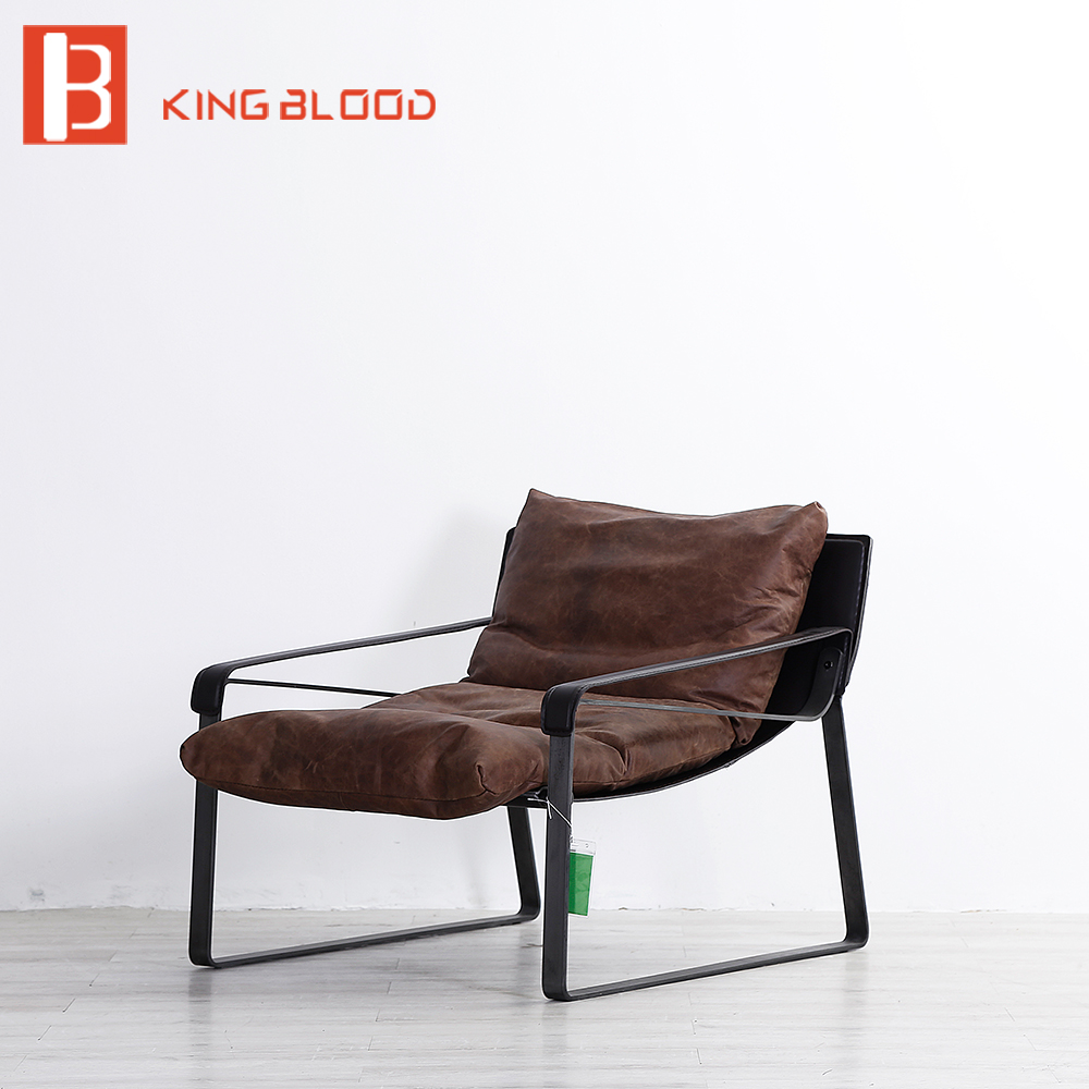 Modern Leather Chairs Modern Leisure Reading Leather Upholstery Chair Design For Living Room In Living Room Sofas From Furniture On Aliexpress Alibaba Group