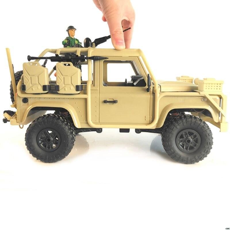 MN Modell MN96 1/12 2,4G 4WD Proportional Control Rc Auto mit LED Licht Klettern Off Road Truck RTR fahrzeug Spielzeug-in RC-Autos aus Spielzeug und Hobbys bei  Gruppe 2