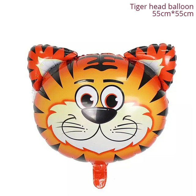 Tiger Monkey 1st birthday decorations 5c64f9ae5e140