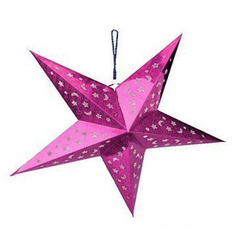 Popular 3d christmas star buy cheap 3d christmas star lots for 3d paper star decoration