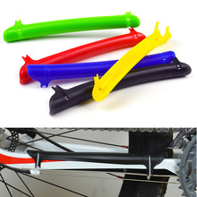 1PC Bike Accessories Cycling Bicycle Frame Chain Stay Protector Stick Cover Guard