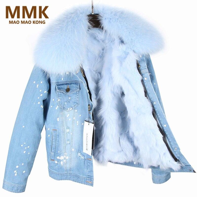 2018 новая парка зимнее женское пальто с большим енотовым меховым воротником натуральным лисьим мехом подкладка куртка наивысшего качества