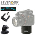 Sevenoak Mechanical Camera Panoramic 360 degree Panning Rotating Drift Head Time Lapse Stabilizer for GoPro SmartPhones DSLR