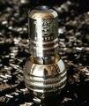 Freeshipping New Brass Dull Polish spherical Tattoo Grip machine designed by Gabe Shum GPB04 tattoo accessories supplies