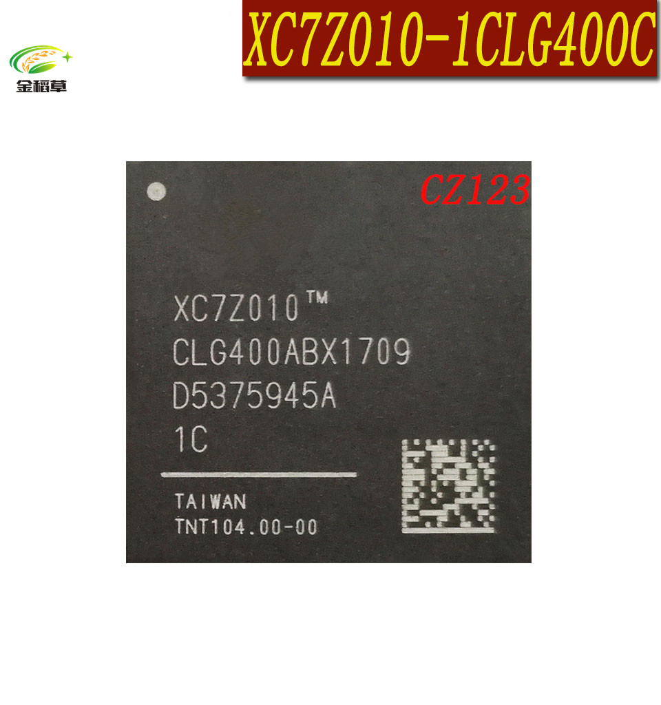 Free Shipping 5PCS XC7Z010 1CLG400C XC7Z010 CLG400 XC7Z010 BGA 400 FPGA New and original in stock