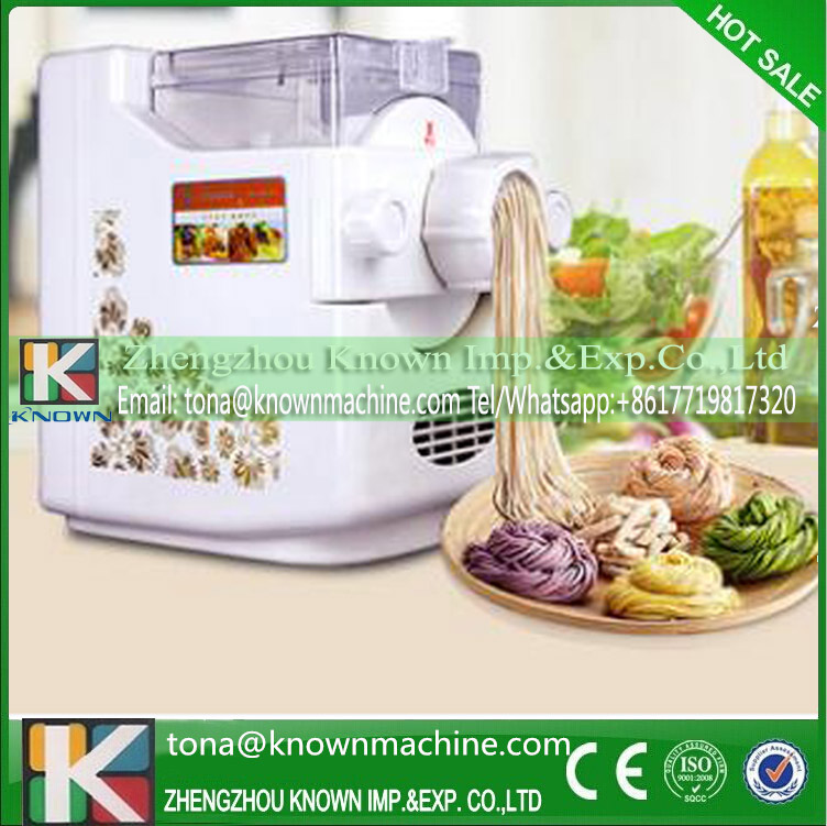 цены CE Chinese colorized automatic noodle making machine with eight mold shapes