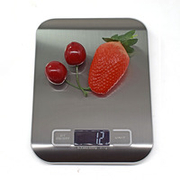 Digital Household Electronic Kitchen Scale 5kgx1g Cooking Tools Food Diet Weight Scale LCD Display Health Scales