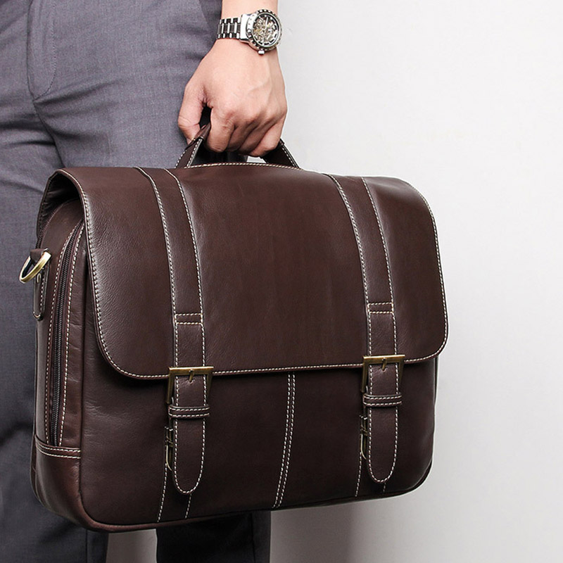 Mens Bags Genuine Leather Crossbody male messenger bag Mens Shoulder Bag Business Briefcase Computer men Bags TotesMens Bags Genuine Leather Crossbody male messenger bag Mens Shoulder Bag Business Briefcase Computer men Bags Totes