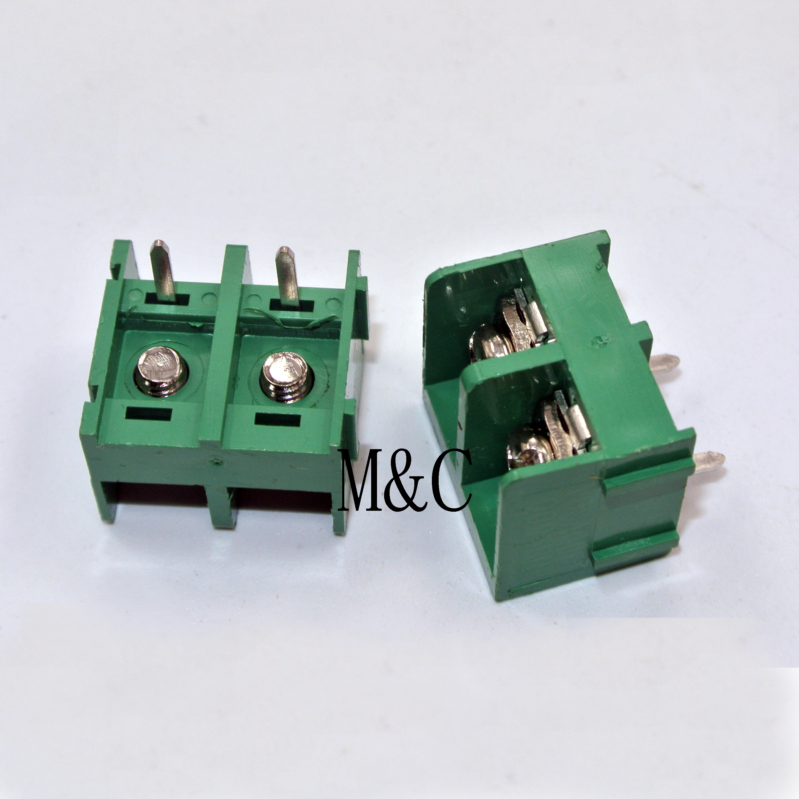 95mm 2pins Pcb Screw Terminal Block Connector Ac 300v 30a 500pcs In Phone Wiring Terminals From Home Improvement On Alibaba Group