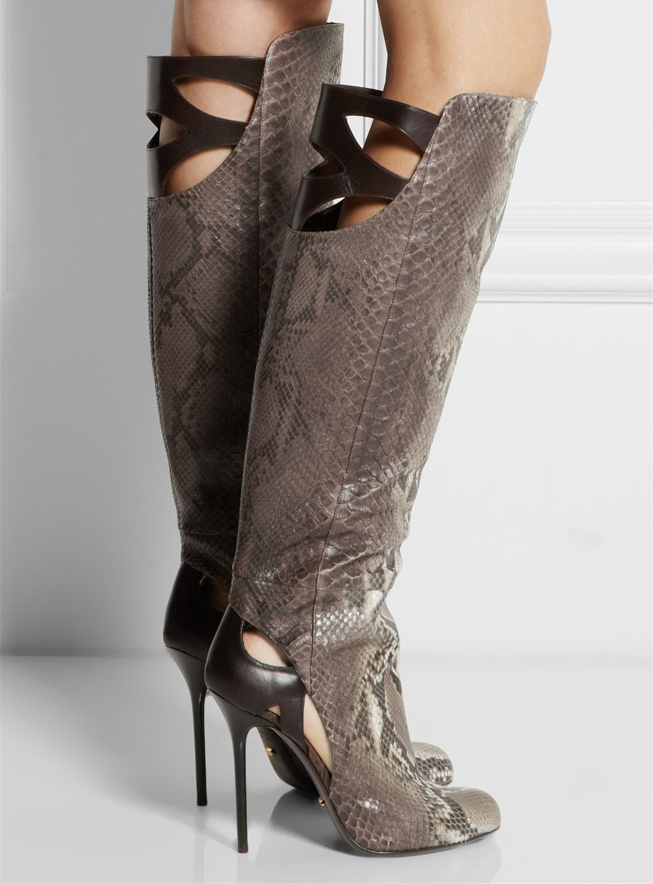 Compare Prices on Ladies Knee Length High Heel Boots- Online ...