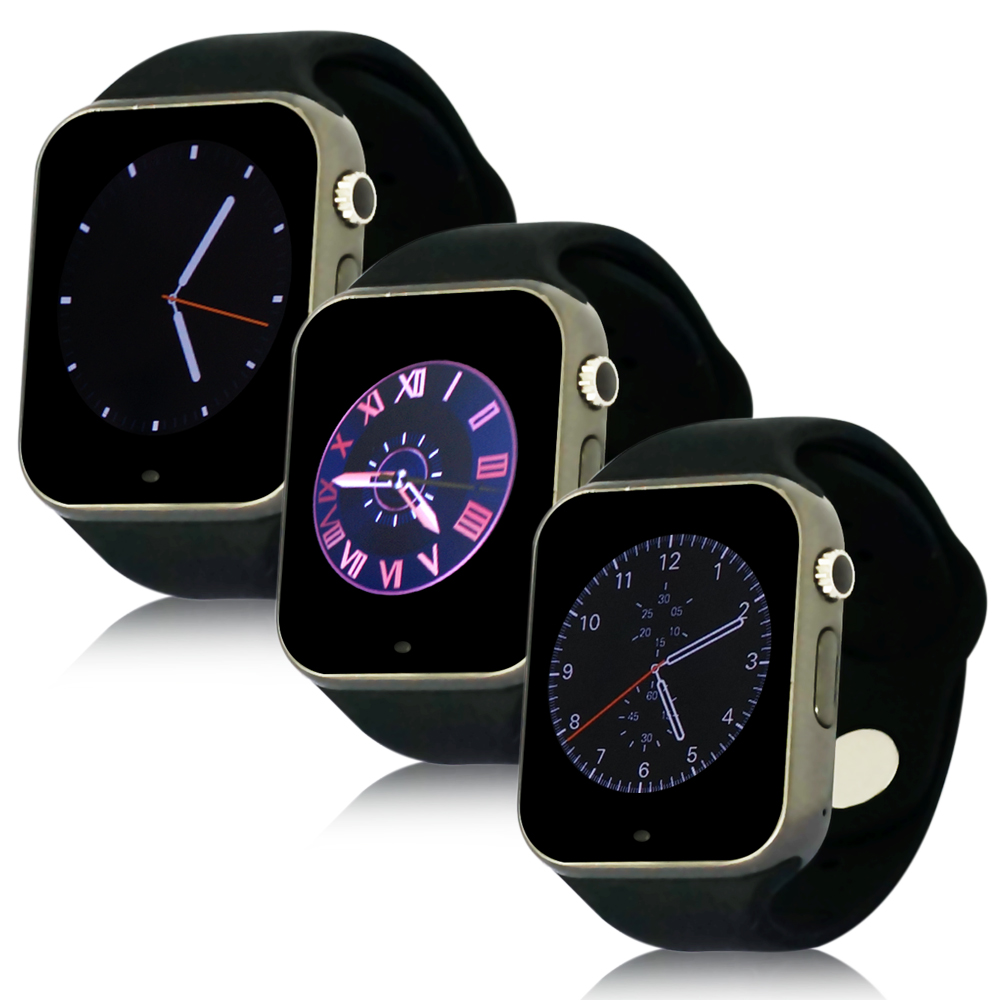 New font b Smartwatches b font Bluetooth Smart Watch K9 with Camera Smart Wristwatches SIM card