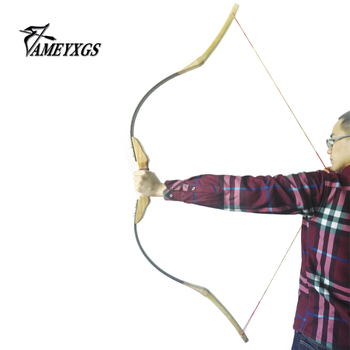 1 Set 60 Inch Archery Hunting Takedown Recurve Bow Wood Traditional Bow black walnut wood 30lbs-55lbs Shooting outdoor sports