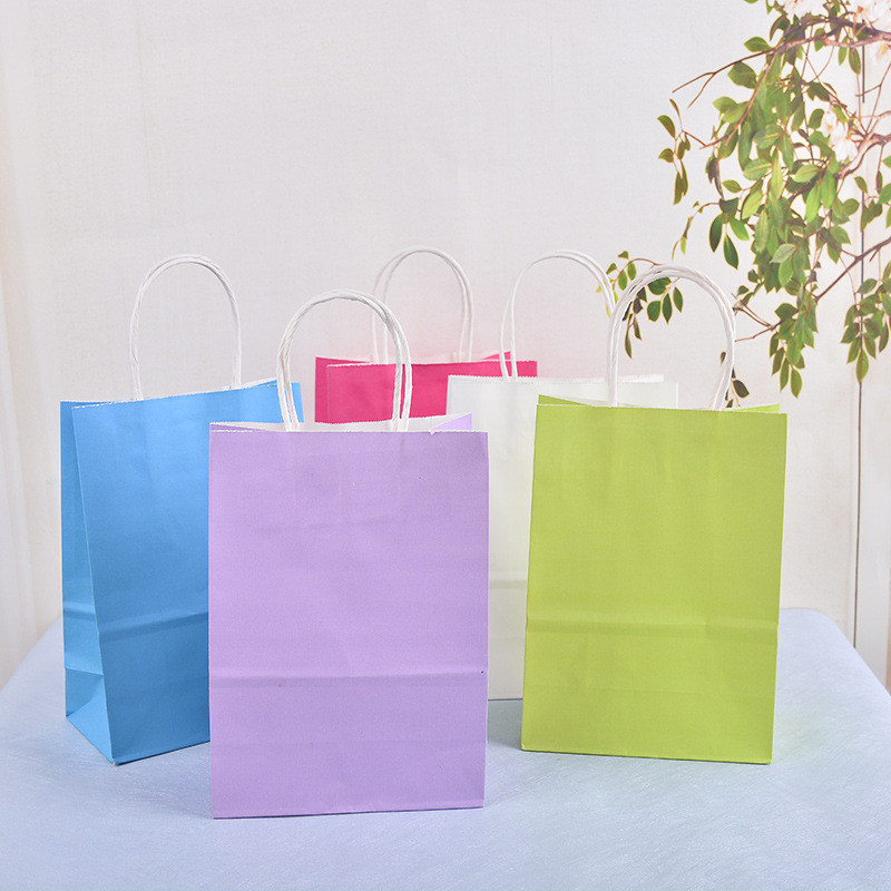 Online Get Cheap Paper Shopping Bags Bulk -Aliexpress.com ...