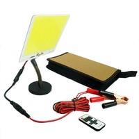 New Strip DC12v 5W 1 Pcs Led Cob Muti Function Outdoor Lights Lantern Camping Lamp Night