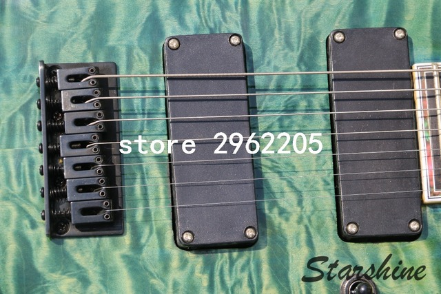 7 string guitar Electric Guitar, 24F All Colors available -Free shipping  2