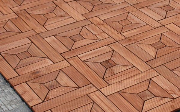Outdoor wood floor gazebo balcony wooden floors - Suelos antideslizantes exterior ...