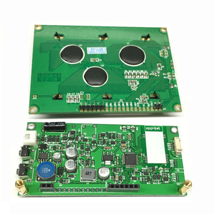 Image 3 - Li ion Lipo lifepo4 Lithium Battery Protection Board LCD Display Screen BMS Speedometer Voltage Capacity Mileage Indicator ANT