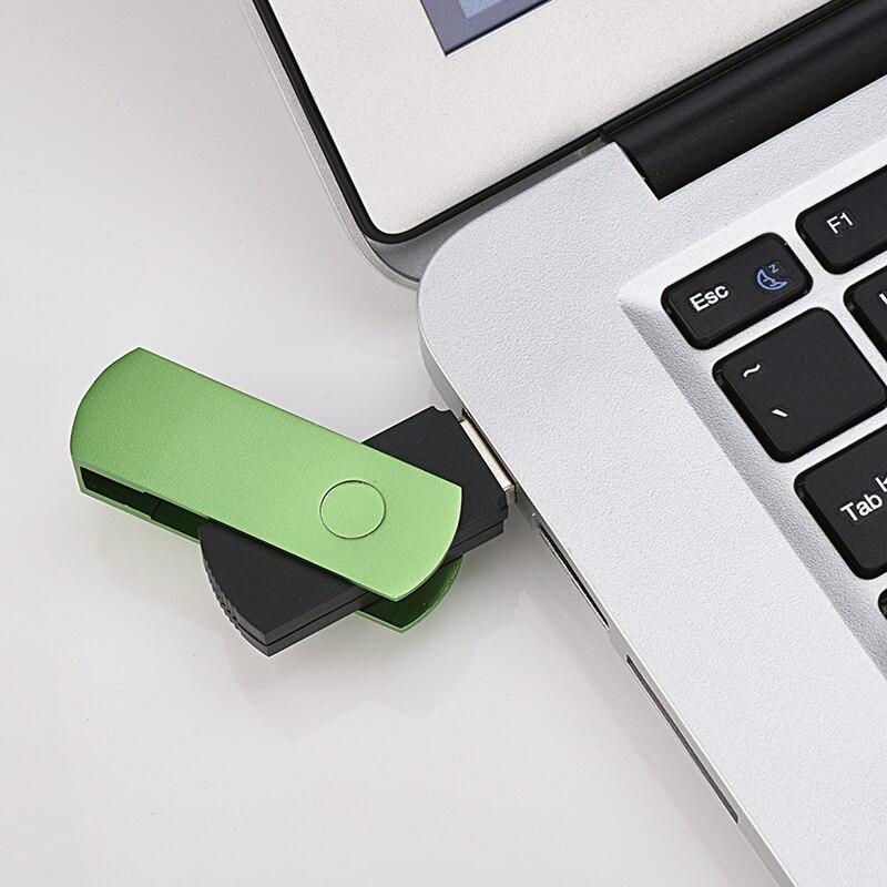 Image 5 - Waterproof USB Flash Drive Metal Pen drive 64GB Memory Stick 128GB Fashion Gift usb flash memory card 8gb 16gb 32gb usb pendrive-in USB Flash Drives from Computer & Office