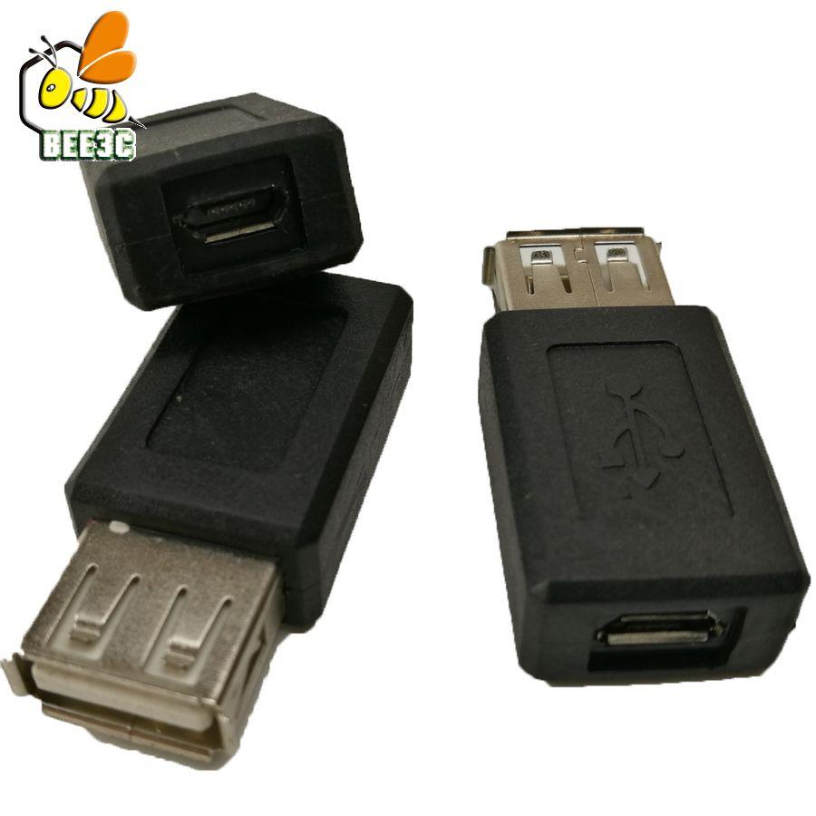 US Seller Bulk Quantity Lot Micro USB 2.0 5 Pin cable to USB A Black 3 ft